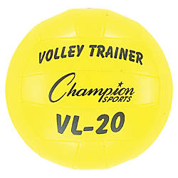 Champion Sports Volley Trainer Ball Rubber