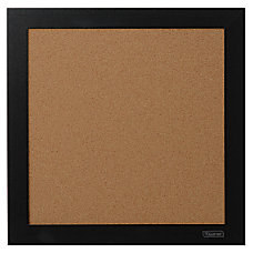 Quartet Home Organization Cork Bulletin Board