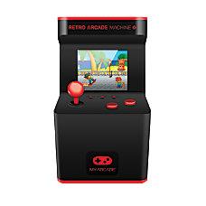 dreamGear Retro Arcade Machine X BlackRed