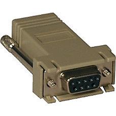 Tripp Lite Modular Serial Adapter Ethernet