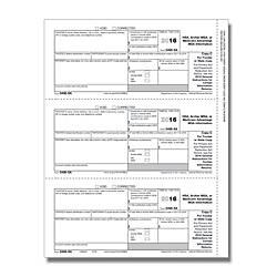 ComplyRight 5498 InkjetLaser Tax Forms Trustee