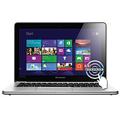 "Lenovo® IdeaPad® U310 Touch (59365302) Laptop Computer With 13.3"" Touch-Screen Display & 3rd Gen Intel® Core™ i5-3337U Processor"