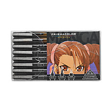 Prismacolor Premier Markers Brush Chisel And