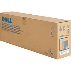 Dell GD900 High Yield Cyan Toner