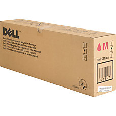 Dell KD557 High Yield Magenta Toner