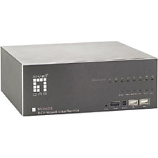 LevelOne NVR 0208 Network Video Recorder