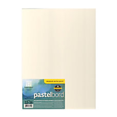 Ampersand Pastelbord 12 x 16 White