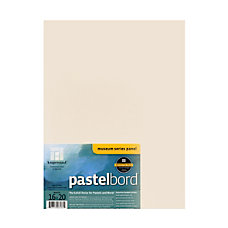 Ampersand Pastelbord 16 x 20 White