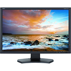 NEC Display P242W BK 241 LED