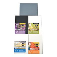 Ampersand Claybord Multi Pack 5 Boards