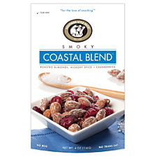 Southern Style Nuts Smoky Coastal Blend