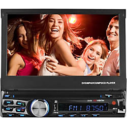 XO Vision X358 Car DVD Player