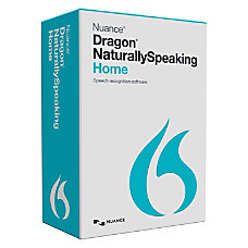 Nuance Dragon NaturallySpeaking v130 Home 1