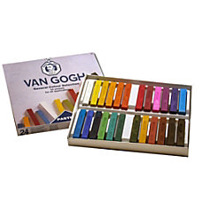 Van Gogh Pastels Assorted Set Of