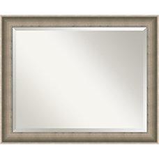 Amanti Art Solitaire Wall Mirror 26