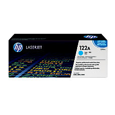 HP 122A Cyan Original Toner Cartridge