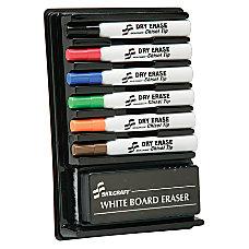 SKILCRAFT Dry Erase Marker Kit AbilityOne