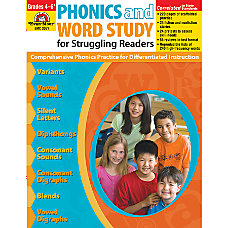 Evan Moor Phonics And Word Study
