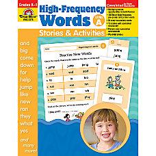 Evan Moor High Frequency Words Stories