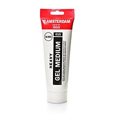 Amsterdam Acrylic Mediums Heavy Gel Glossy
