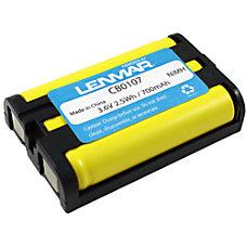 Lenmar CB0107 Nickel Metal Hydride Cordless