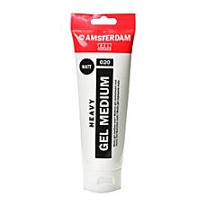 Amsterdam Acrylic Mediums Heavy Gel Matte
