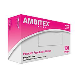 Tradex International Powder Free Latex General