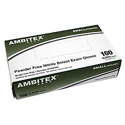 Tradex International Select Powder Free Nitrile