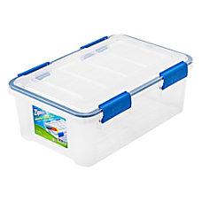 Ziploc Weathertight Storage Box 16 Quart