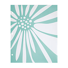 Divoga Daisy 2 Pocket Folder 8