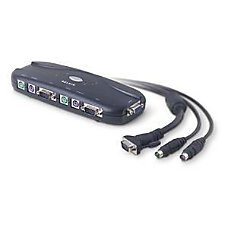 Belkin OmniView 4 Port KVM Switch