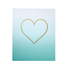 Divoga Heart Folder 8 12 x