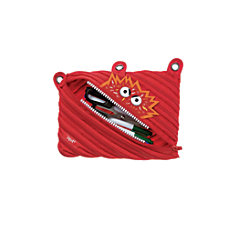 ZIPIT Monster 3 Ring Pencil Pouch