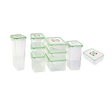 Kinetic Fresh Food Storage Container Set