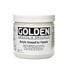 Golden Acrylic Ground For Pastels 16