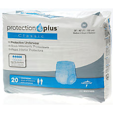 Protection Plus Classic Protective Underwear Medium