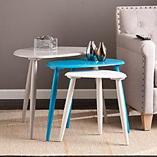 Southern Enterprises Tatum Nesting Tables Triangle