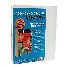 Ampersand Deep Cradle Gessobord 8 x