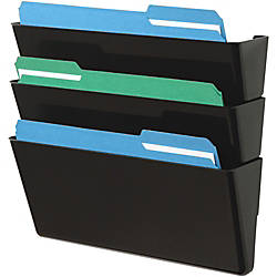 deflecto Letter size Stackable Wall DocuPocket