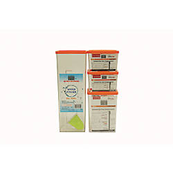 StackSmart Food Storage Containers 9 Piece