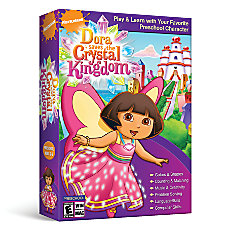 Dora Saves The Crystal Kingdom For