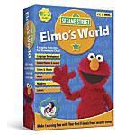 Sesame Street Elmos World For PCMac