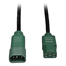 Tripp Lite 4ft Computer Power Cord