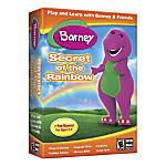 Barney Secret Of The Rainbow For