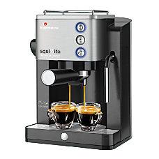 Espressione Squissita Intelligent 2 Cup Espresso