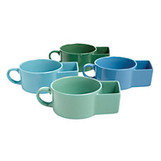 Global 4 Piece Mug Set