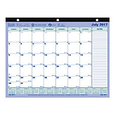 Brownline 13 Month Academic Desk Pad