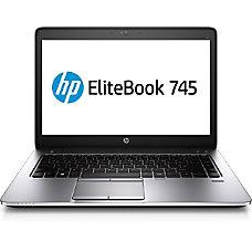 HP EliteBook 745 G2 14 Notebook