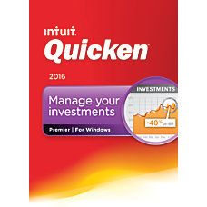Quicken Premier 2016 Download Version