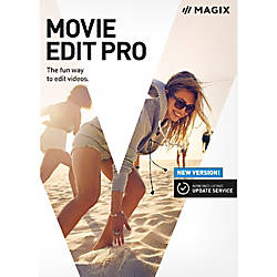MAGIX Movie Edit Pro Download Version